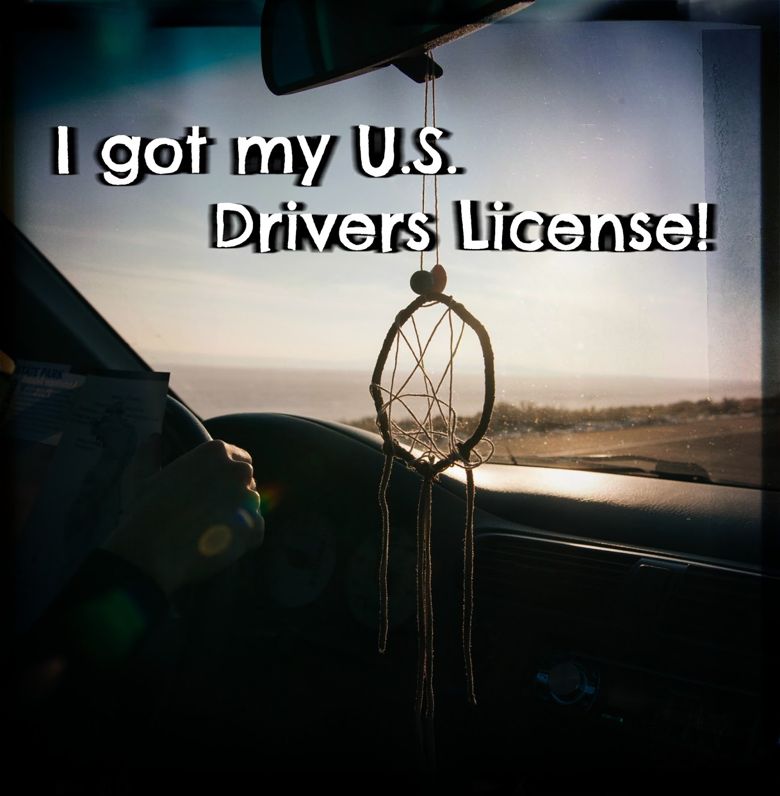 germangirlintheusa : I passed my road test!