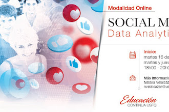 Social Media: Data Analytics