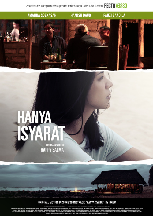 Review film Rectoverso Hanya Isyarat