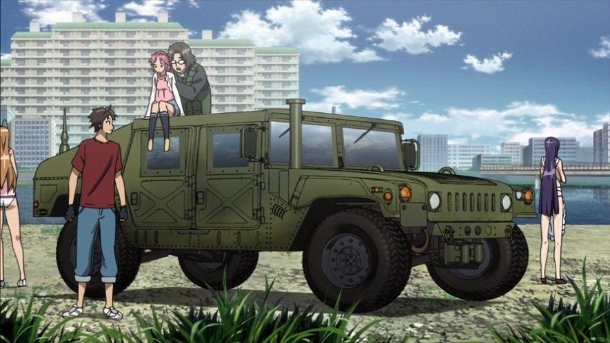 Humvee 1025