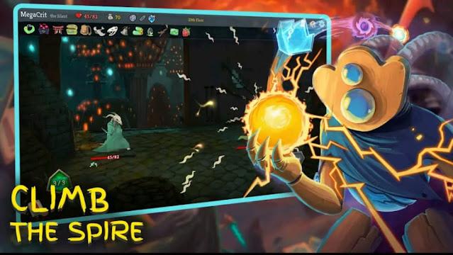 تحميل لعبة Slay the Spire المدفوعة مجانا من ميديا فاير للأندرويد 2021