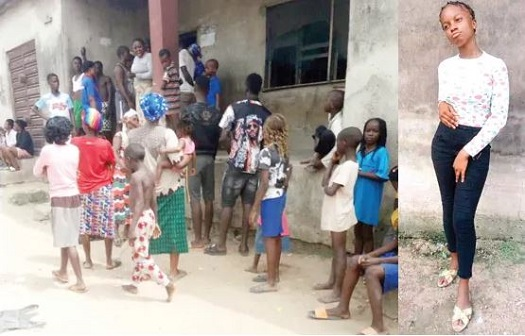 Teenage Girl Beaten To Death By Parents For Dating Yoruba Boy In Lagos