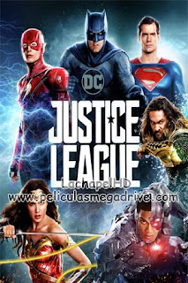 Liga de la Justicia (2017) HD 1080P Latino-Inglés  [Google Drive] LachapelHD