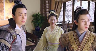 Drama Kiwi~: Naughty Princess (調皮王妃) Ep 40 - Recap - End