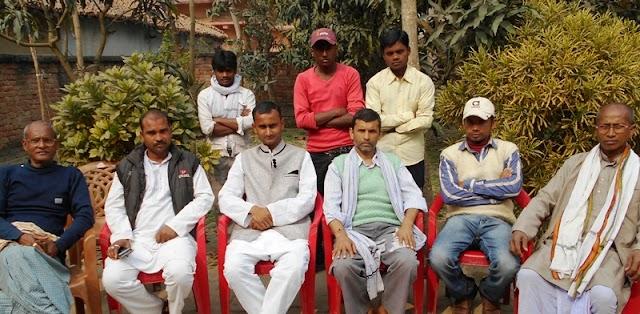 हरलाखी का विकास मुख्य एजेंडा: सुधांशु शेखर