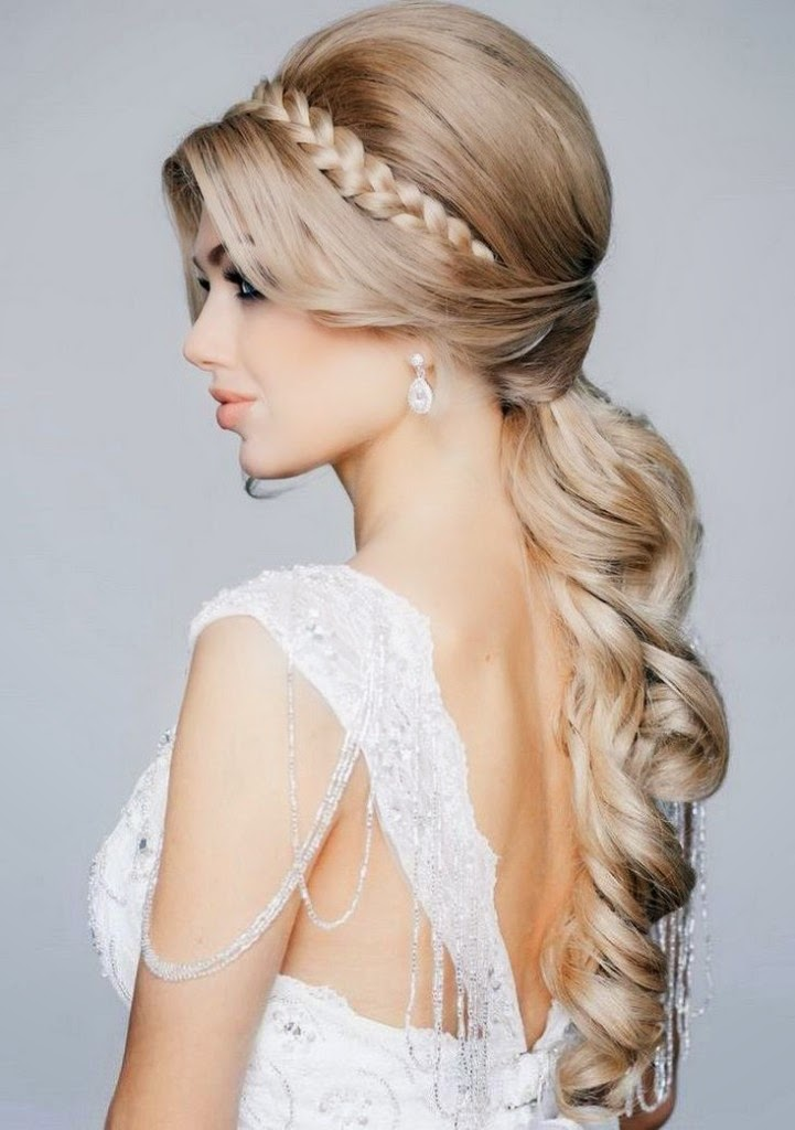10 wedding hairstyles and wedding worthy 2014 2015 fashion full collection. Black Bedroom Furniture Sets. Home Design Ideas