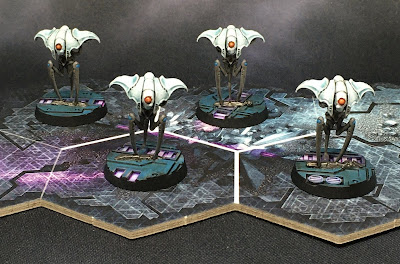 Blackstone Fortress Spindle Drones