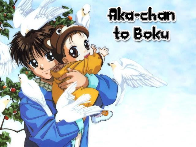 Akachan to Boku Subtitle Indonesia Batch