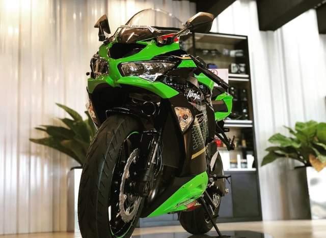 Kawasaki ZX25R KRT 2020