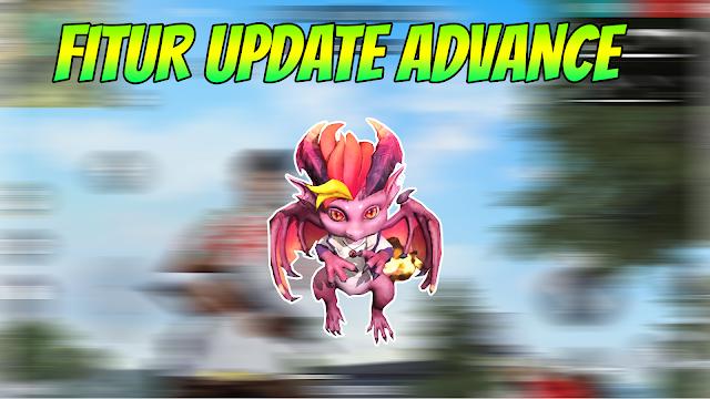 fitur update Advance Server 2021