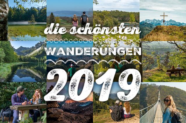 Die schönsten Wanderungen 2019 – Unser Top-Ten Ranking zum Nachwandern | Der schönste Wanderweg | Best Mountain Artists