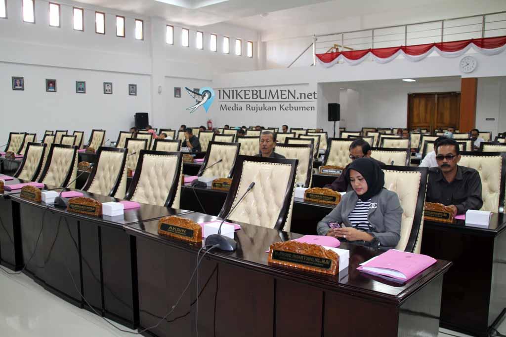 DPRD Minta Dilibatkan dalam Penetapan Retribusi Pelayanan DPRD