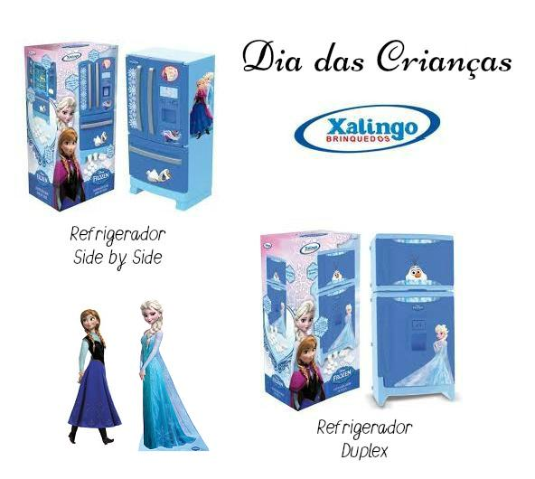 fdbd1f13e34aa5 Dica de Brinquedo para o Dia das Crianças: Refrigerador Frozen ...