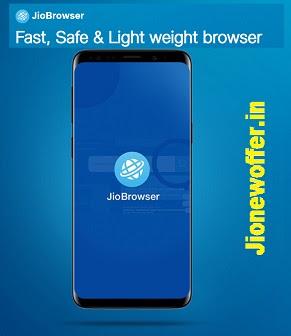 JioBrowser Fast, Safe & Light weight browser