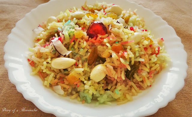 mutanjan-rice-almonds-raisins-candied-fruit-coconut-dessert-Pakistani-Kashmiri-