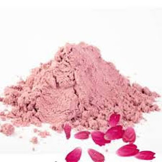 Rose Dusting Powder - Bath Blend of the Month