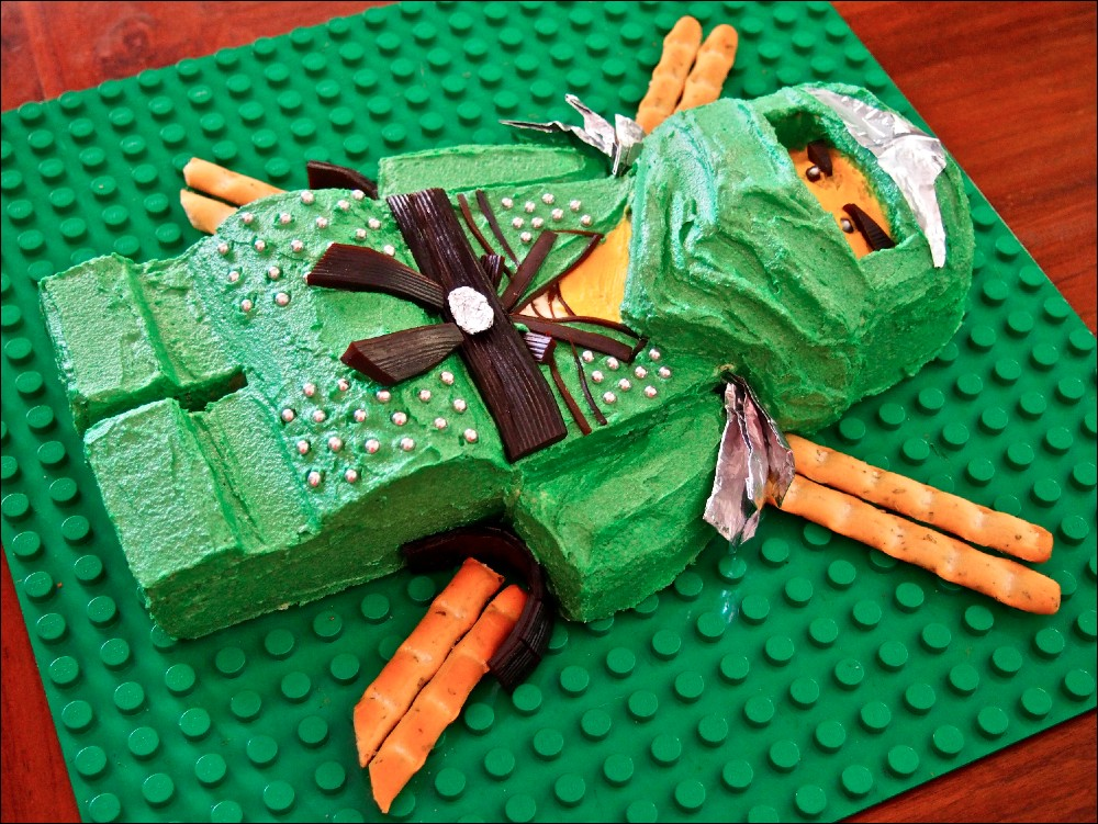 A Birthday Cake 9 Year Old Boy Style Red Hill Recipes