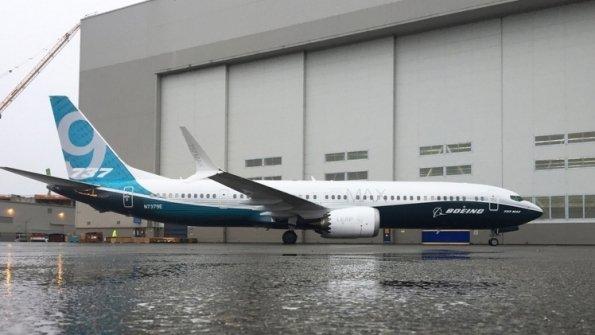 FOCUS TRANSPORT: 737 Max 9