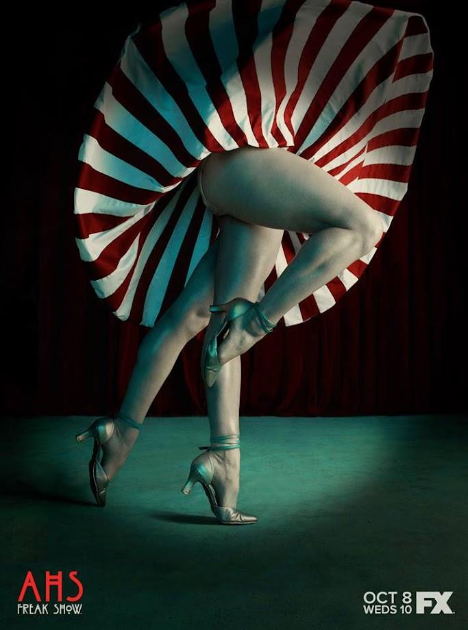 American Horror Story: Freak Show sneak peek promo