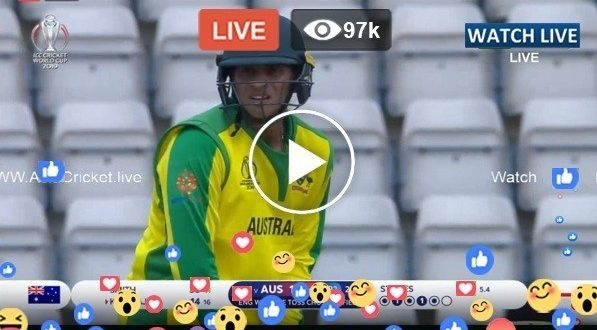 Sri Lanka vs Australia Live 20th ODI ICC Match Score 15 June 2019