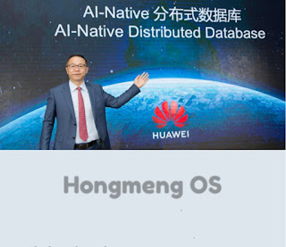 Hongmeng OS to Replace Android OS