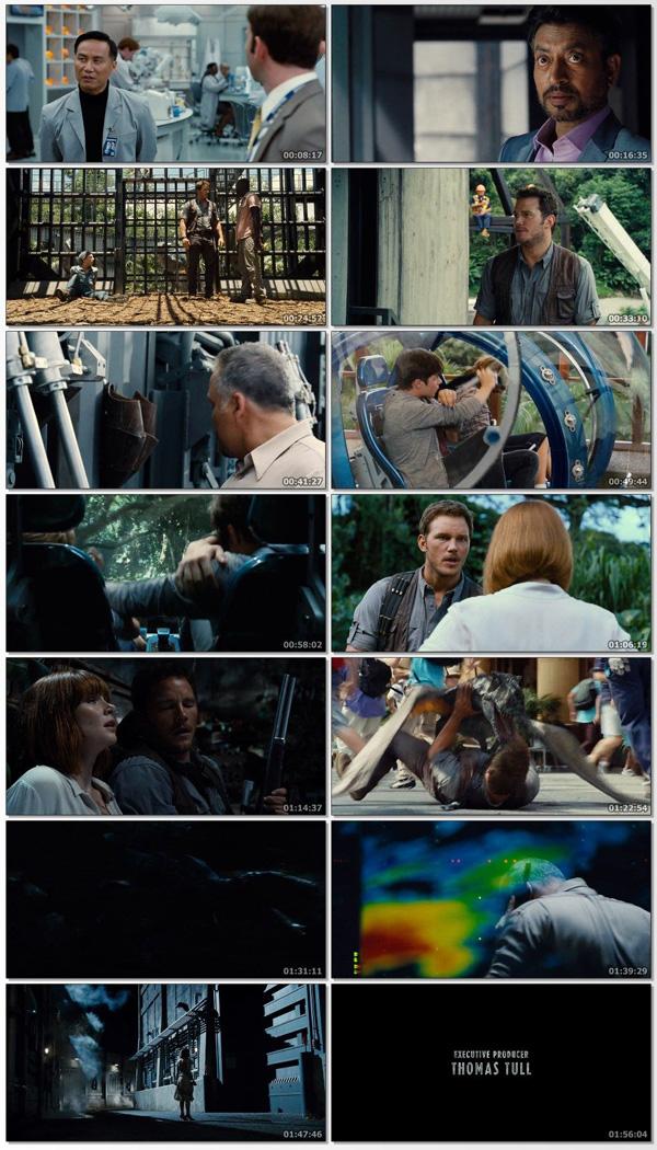 Download Jurassic World 2015 Dual Audio ORG Hindi DD5.1Ch 1GB BluRay 720p ESubs movie