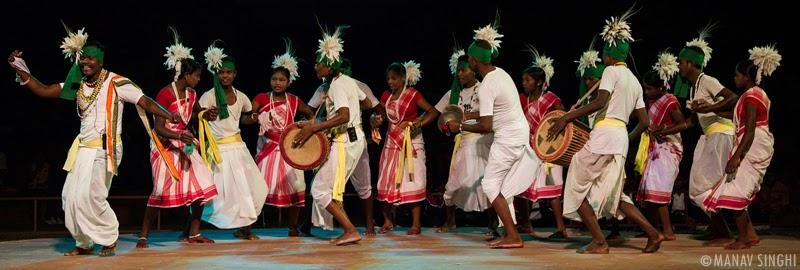 Karam Adhartiya Folk Dance Jharkhand