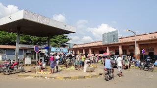 Sao Tome Mercado Municipal