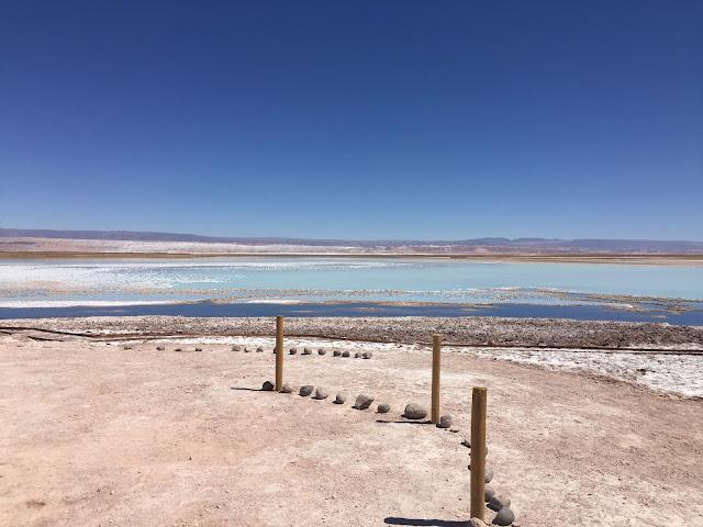 Laguna Tebinquiche Atacama