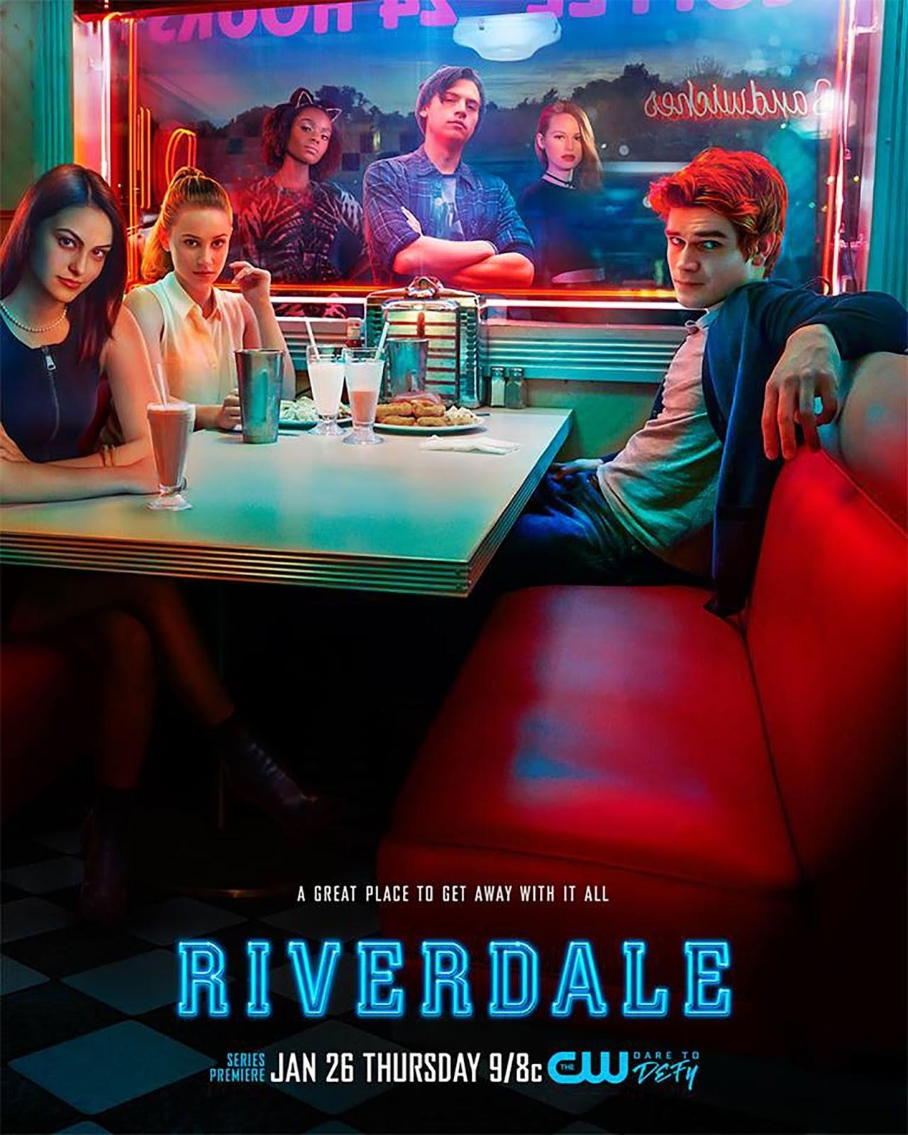 Thị Trấn Riverdale: PHẦN 2