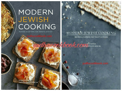 Download cookbook MODERN JEWISH COOKING - Recipes & Customs For Today's Kitchen