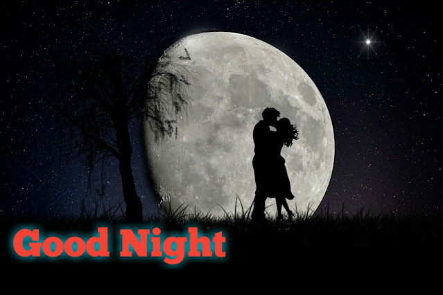 Romantic good night images wallpaper download