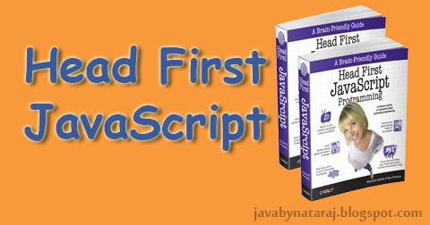 Head First JavaScript eBook Download | JAVAbyNATARAJ