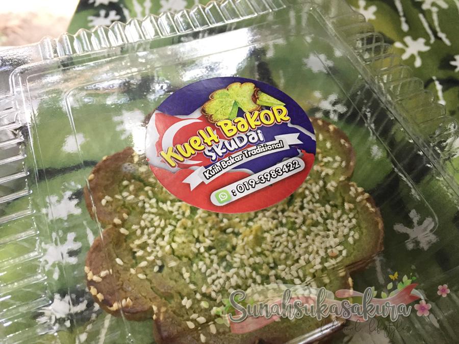 Kueh Bakor Skudai, Sedap Makan Panas-panas