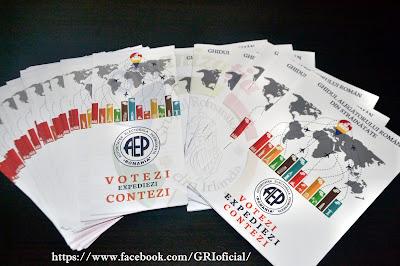 grupul romanilor vot corespondenta ambasada irlanda