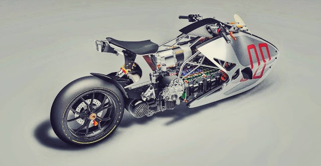 Anirbaan Nandi's Fulcrum Sprint Concept Electric Sprint Racer