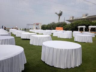 Persiapan Wedding di Villa Phalosa Bali
