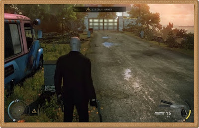 Hitman 5 Absolution Gameplay Youtube