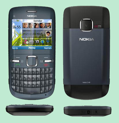 nokia c3-00 firmware 8.71
