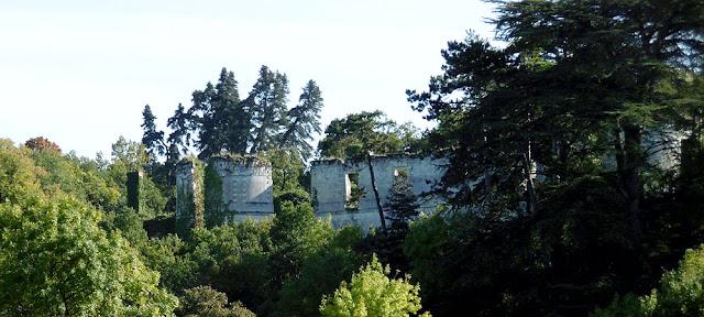 Chateau de Montgoger, Indre et Loire, France. Photo by Loire Valley Time Travel.