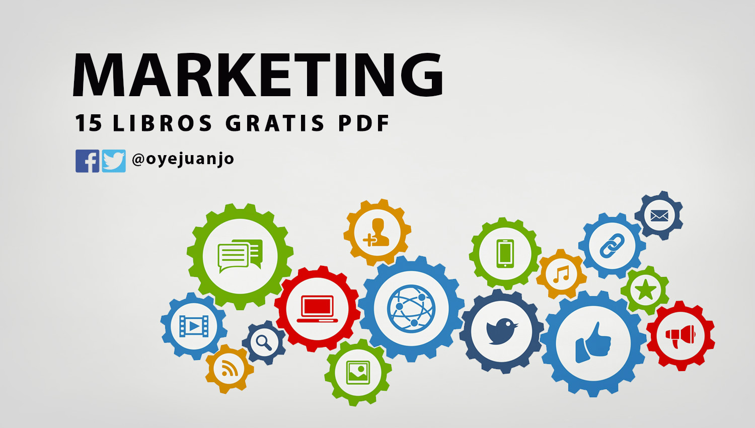 Web De Libros Gratis 15 Libros Gratis En Pdf De Marketing Oye Juanjo