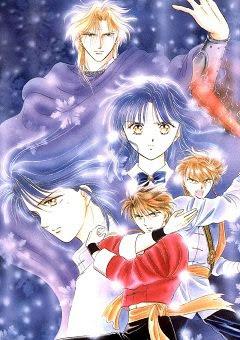 manga Fushigi Yûgi