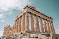 Acropolis - Photo by Spencer Davis on Unsplash