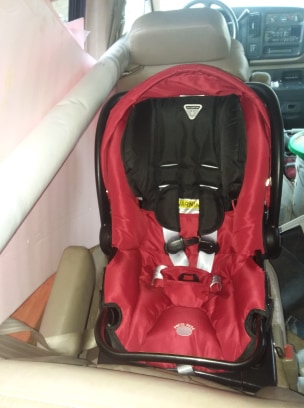 Shuttle Infant Cat From Combi Usa, Combi Shuttle Infant Car Seat Review