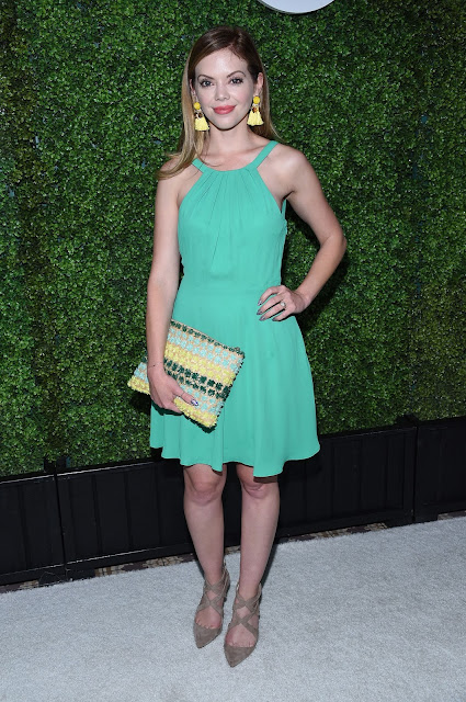 Actress, @ Dreama Walker - 4th Annual CBS Television Studios Summer Soiree West Hollywood