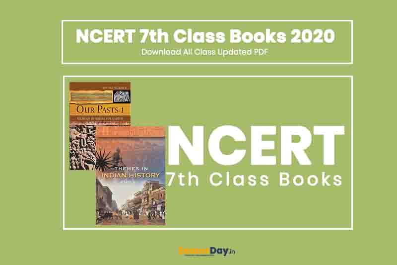 NCERT Class 7th Books PDF Download