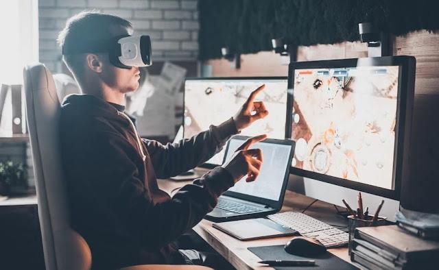 كيف-يعمل-الواقع-الافتراضي