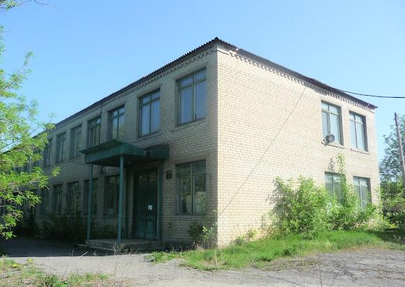 Олексієво-Дружківка. Вулиця Тореза. Закрита школа № 14