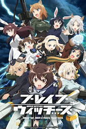 Strike Witches Spinoff Anime Luminous Witches Delayed to 2022