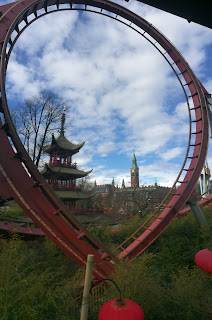 Tivoli Gardens may be the most beautiful park in the world.